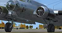 Name: screenshot217.jpg Views: 58 Size: 58.6 KB Description: I landed the B-17 at full realism(it wasn't pretty) but I only blew a tire.............