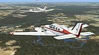 Name: screenshot237.jpg Views: 45 Size: 89.5 KB Description: Roger and me flying formation