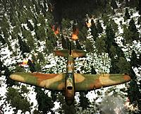 Name: screenshot741.jpg Views: 26 Size: 294.1 KB Description: Russian IL2? bombing German anti-aircraft sites