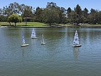 Name: 2 way traffic - El Dorado Park - Long Beach CA 072917.jpg Views: 29 Size: 897.2 KB Description: