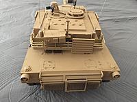 heng long 1 16 scale m1a2 battle tank rc groups. Black Bedroom Furniture Sets. Home Design Ideas