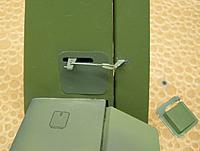 Name: Redimensionnement de DSCN4491.jpg Views: 195 Size: 108.9 KB Description: New flat plastic servo cover