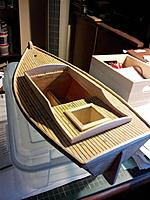 Name: 20121220_182502 (Medium).jpg Views: 48 Size: 143.7 KB Description: Next step, cabin roof, which is the removable hatch.
