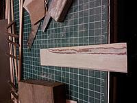 Name: 20643_2012111707270600_20121116_182707 (Medium).jpg Views: 288 Size: 175.2 KB Description: Sanding laminated keel to shape