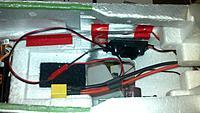 Name: 2012-12-02_01-30-05_156.jpg Views: 82 Size: 182.3 KB Description: Voltage regulator and power hook up