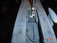 Name: LX A-10 DSR Retracts installed 011.JPG Views: 111 Size: 144.6 KB Description: