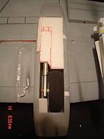 Name: LX A-10 1st stage of Gear door Mod 001.JPG Views: 113 Size: 168.3 KB Description: