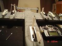 Name: LX A-10 1st stage of Gear door Mod 008.JPG Views: 99 Size: 152.1 KB Description: