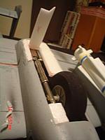 Name: LX A-10 1st stage of Gear door Mod 009.JPG Views: 97 Size: 167.9 KB Description: