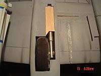 Name: LX A-10 Balsa main gear doors 002.JPG Views: 99 Size: 145.9 KB Description: