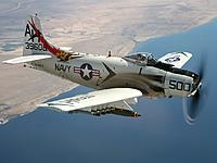 Name: SkyraiderOverSaltonSea.jpg Views: 90 Size: 233.7 KB Description: The Real Deal