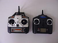 Name: P1120437.jpg Views: 45 Size: 100.7 KB Description: I said it ... toy TX (in comparison to the UDI toy TX)