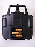 Name: P1120447.jpg Views: 36 Size: 98.3 KB Description: 3 AA batteries ONLY!!! (thats a first ;-)) ...)