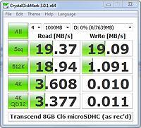 Name: Transcend 8GB #1 (As rec'd).jpg Views: 131 Size: 52.5 KB Description: Transcend 8GB CL6 microSDHC
