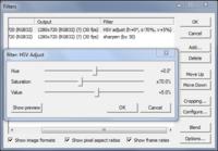 Name: Capture.png Views: 72 Size: 44.1 KB Description: sample Vdub filter selection window