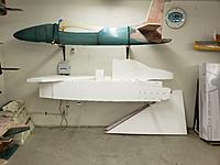 Name: 20190716_125117.jpg Views: 32 Size: 3.42 MB Description: This is in my new shop, finally a big space to build a big jet!