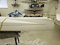Name: 20191030_113421.jpg Views: 10 Size: 3.57 MB Description: Starting on the ventral tank/pod thingy lol.