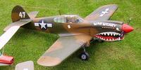 Name: P.40 War hawk  Cessna 170. own modified desighn.jpg Views: 225 Size: 108.8 KB Description: