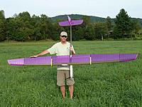 Name: Pulsar 3 sailplane.jpg Views: 13 Size: 1.33 MB Description: Pulsar 3.2 meter sailplane