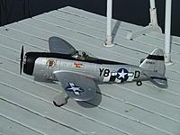 Name: P1030264.jpg Views: 54 Size: 157.6 KB Description: P-47. Fixed gear for Photos..