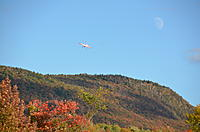 Name: DSC_2536.jpg Views: 120 Size: 145.9 KB Description: Ultra Stick descending to land last evening. Rising moon