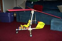 Name: Bill's redreck Autogyro Build 079.jpg Views: 798 Size: 69.1 KB Description: The New Binford 5000