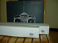 Name: DSCN8894.jpg Views: 44 Size: 122.4 KB Description: new DX5e, Ember 2 fuse w/electronics, ember main wing
