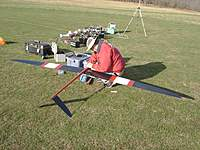 Name: Mike.jpg Views: 762 Size: 131.9 KB Description: Mike swiftly inserting more ballast in the fuselage.