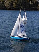 Name: 45.jpg Views: 595 Size: 59.3 KB Description: Christian boat with reefed down mainsail