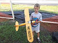 Name: Trin_PZcub.jpg Views: 50 Size: 291.6 KB Description: My First Plane Park Zone J3 Cub ready to fly