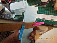 Name: DSCN0740.jpg Views: 79 Size: 143.8 KB Description: Well, it's not high tech, but it got the job done. I'm going to get some popsicle sticks.  The would be perfect for the job.  I'm keeping the clothes pins. No substitue needed.  LOL