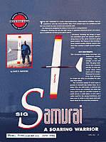 Name: 8-Samurai article p1s.jpg Views: 370 Size: 113.8 KB Description: Model Airplane News - April 1993