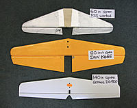 Name: DG-800_2918.jpg Views: 156 Size: 255.9 KB Description: The smallest stab (proportionally) is from the largest sailplane. Will it fly OK?