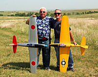 Name: 5 MWSC-Dave and Alex with warbirds - 0766s.JPG Views: 133 Size: 207.5 KB Description:
