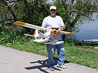 Name: ff2.jpg Views: 197 Size: 137.9 KB Description: Modelfly D.H. Beaver  Mecoa .46 two stroke  Unknown maker ABS floats