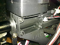 Name: 12212011060.jpg Views: 662 Size: 246.5 KB Description: The tail boom slides out after loosening these four bolts.
