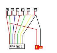 t4674457 60 thumb 6s cable wiring?d=1330578726 balance charging 6 1s lipo batteries at once rc groups 2 cell lipo wiring diagram at edmiracle.co