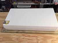 Name: 959E327E-79A8-4614-B93E-75D99E5489A8.jpeg Views: 17 Size: 911.4 KB Description: Lighter than my Dow blue foam.
