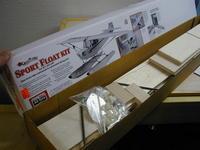 Name: Eagle 63 Build 010.jpg Views: 157 Size: 76.2 KB Description: Un-built float kit