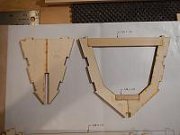 Name: 002 - DSCN7538.JPG Views: 137 Size: 826.3 KB Description: Dumas recommends assembling each frame over a wax paper covered, full sized exact drawing.