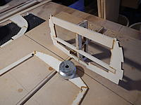 """Name: 010 - DSCN7577.JPG Views: 110 Size: 895.4 KB Description: The K4 """"Keel"""" parts was glued to the REAR of Frame 9 and left to dry."""