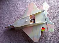 Name: Bottom.jpg Views: 215 Size: 303.0 KB Description: I may put some black bars on each wing underside.