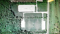 Name: P1040813.jpg Views: 120 Size: 304.8 KB Description: Greemead flying site, in that parking lot, flying area is from trees to the left to road on the right, trees at the top to trees between grass and soccer fields..