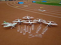 Name: DSC08720.jpg Views: 89 Size: 282.0 KB Description: The group of awards and a fleet of Anubii.