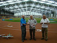 Name: DSC08762.jpg Views: 71 Size: 308.6 KB Description: Dave Lockhart accepting one of his awards (2nd in AP13, 3rd in AM).