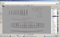 Name: 3.jpg Views: 1029 Size: 78.1 KB Description: Finished wing plan and  wing pieces