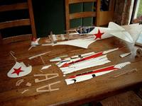 Name: mig-3crash1.jpg Views: 1947 Size: 92.7 KB Description: Here you have a good look at the internals of the plane :)