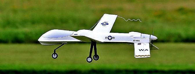 Hobby Lobbys Predator UAV With Digital Camera Review