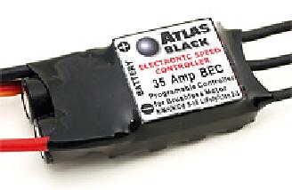 The Atlas 35 amp brushless ESC