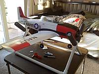 Pvc Airplane Stand And Airplane Wall Mount Pics Added